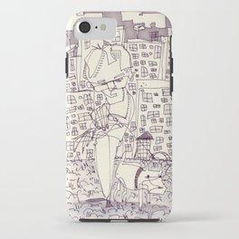 My Block iPhone Case