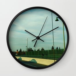 Cars, 2020 from Roberta Winters Photography Wall Clock