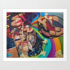 Trisha Art Print