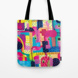 Disorderly Tote Bag