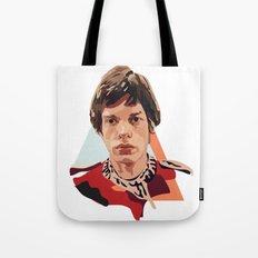 Young Jagger Tote Bag