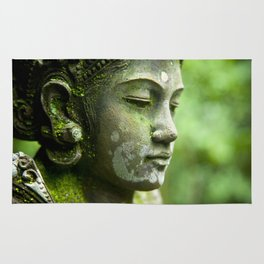 Peaceful Buddha Rug