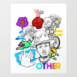 Pharrell's Culture Art Print