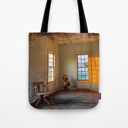 End of Study Tote Bag
