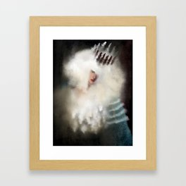 Avalanche Framed Art Print