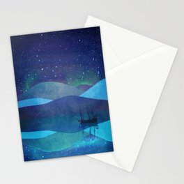 The North Pole Stationery Cards