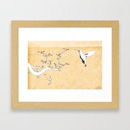 Japão Framed Art Print