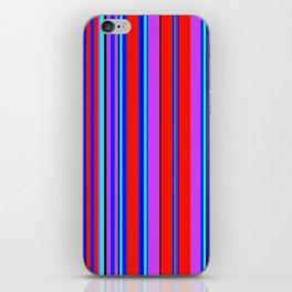 Stripes-006 iPhone Skin