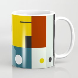 BAUHAUS AGE Coffee Mug