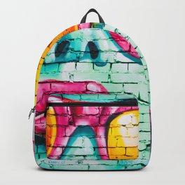 Grafiti Chic Art Backpack