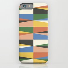Triangle Waves Slim Case iPhone 6s