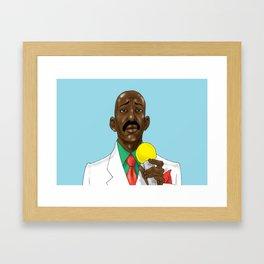 Errol Framed Art Print