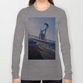 Shadows in the sun ray. Long Sleeve T-shirt