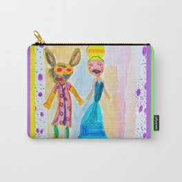 Masqueraders Carry-All Pouch