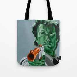 """""""Feel lucky, duck?"""" Tote Bag"""