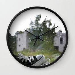 Converse It Wall Clock