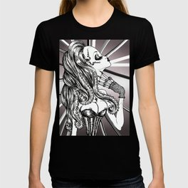 Mademoiselle Octopussy T-shirt