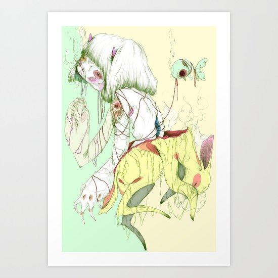Found Souls, Open Islands Art Print