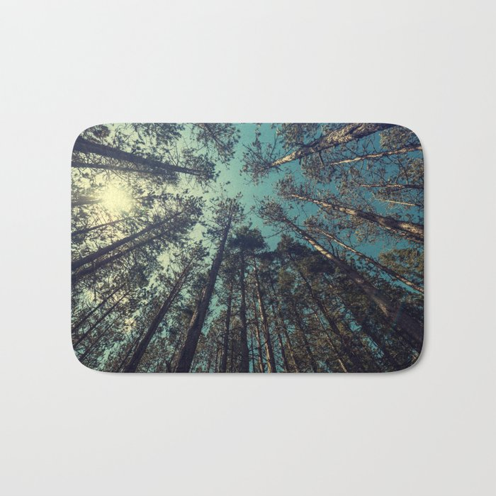 Pine Grove Bath Mat