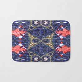 Vibrational Pattern 12 Bath Mat