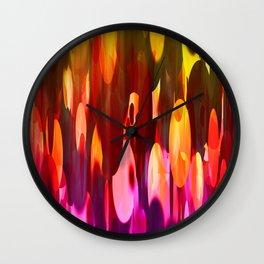 Tropical Fantastique Wall Clock