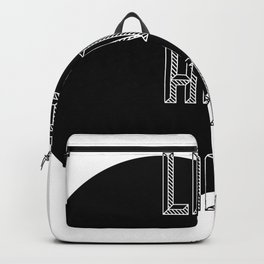 Lies and Hatred v1 Backpack