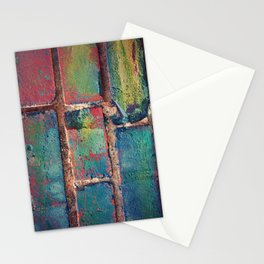 The Rainbow Brick Wall Stationery Cards