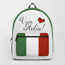 Viva Italia! Backpack