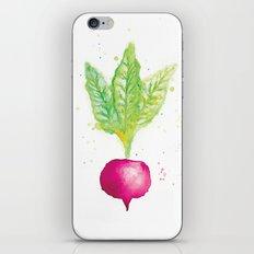 Radish iPhone & iPod Skin