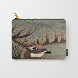 Buck with big racks  Carry-All Pouch