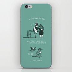 Horsies iPhone & iPod Skin