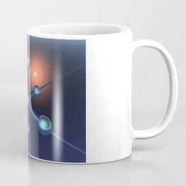 Technology In Space Coffee Mug
