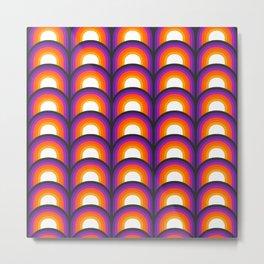 Arches - Pinball Metal Print