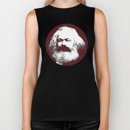 Karl Marx Biker Tank