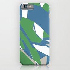 Hastings Zoom Green iPhone 6s Slim Case