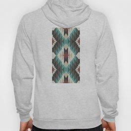 American Native Pattern No. 31 Hoody