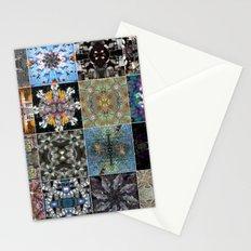 16 mandala Stationery Cards