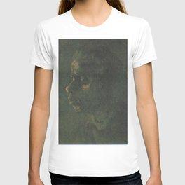 Head of a Peasant Woman T-shirt