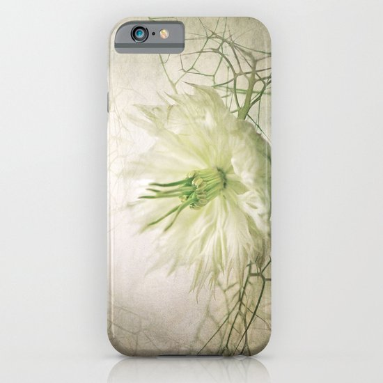 Love in the Mist iPhone & iPod Case