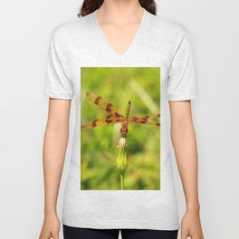 Dragon Wings Unisex V-Neck