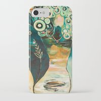 "flora bowley iPhone & iPod Cases featuring ""Thirty Six"" Original Painting by Flora Bowley by Flora Bowley"