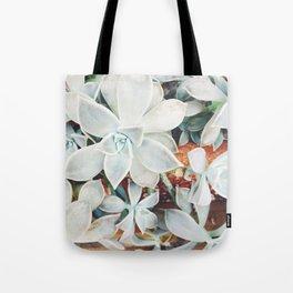 Succulent Falls Tote Bag