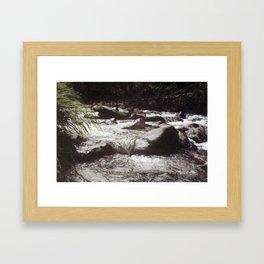 Whiskey Creek Framed Art Print