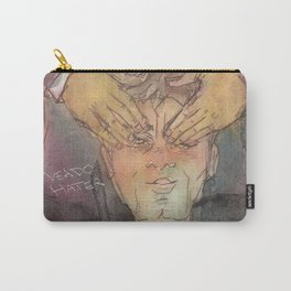 gay office Carry-All Pouch