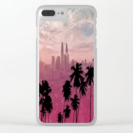 City Dream Clear iPhone Case