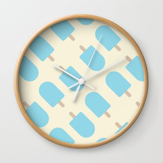 ice Cream II Wall Clock