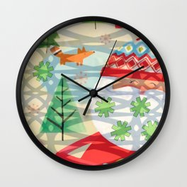 Take me to your house? Wall Clock