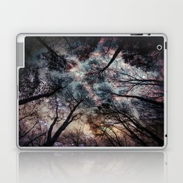 Starry Sky in the Forest Laptop & iPad Skin