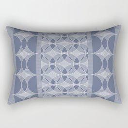 Astroid violet Rectangular Pillow