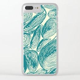 Inkshells II Clear iPhone Case